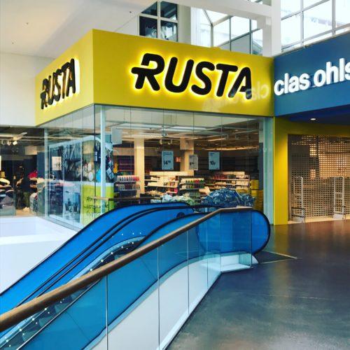 Rusta Solna C